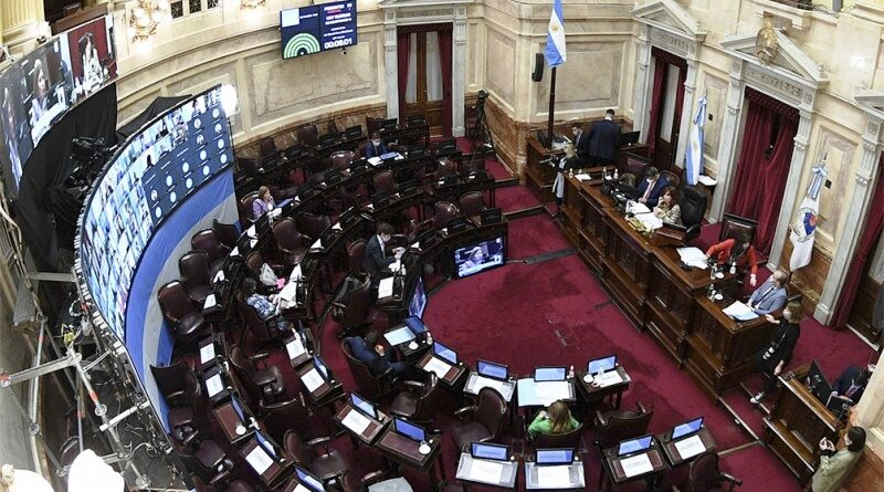 El Poder Ejecutivo envió al Senado el proyecto de ley de movilidad jubilatoria