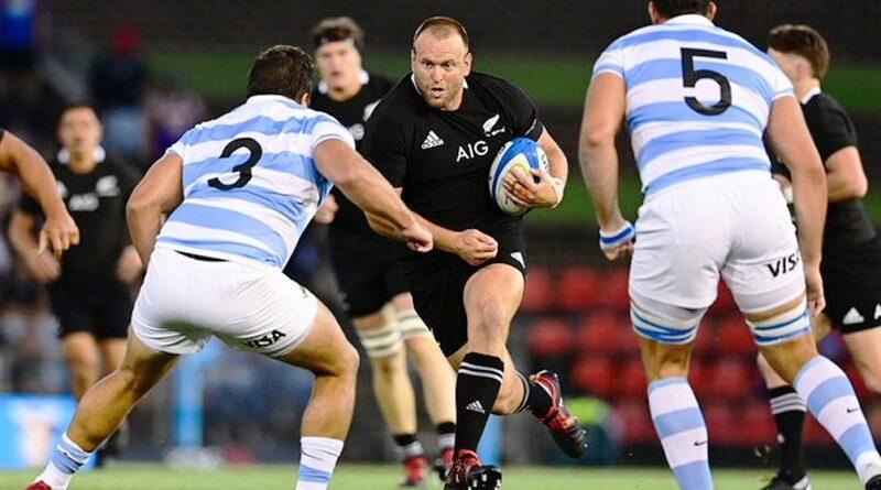 Tres Naciones: Los Pumas apabullados ante los All Blacks