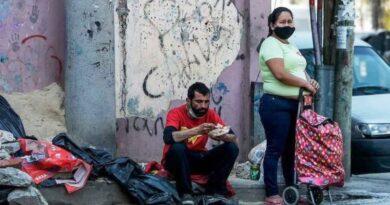 En Argentina aumenta la pobreza empujada por la inflación