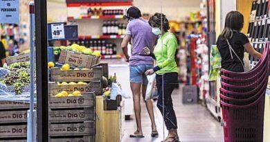 La canasta alimentaria sube y no para: 4,39%