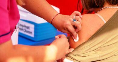 Por SMS Capital invita a mayores de 80 años a vacunarse contra la gripe